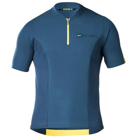 Mavic XA Pro Koszulka kolarska, krótki rękaw Mężczyźni niebieski